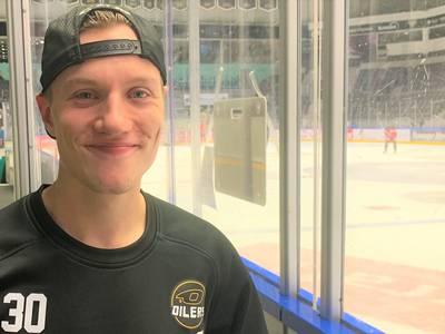 Tilbake i Oilers etter to år i Sverige