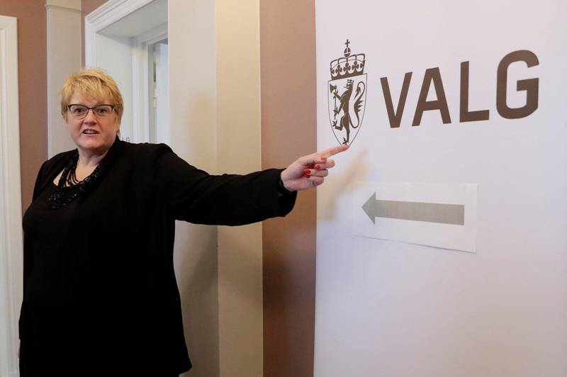 «Vi kan få regjeringer som lettere tyr til sånne ting enn den regjeringa vi har nå», sa Trine Skei Grande til NRK tirsdag. Foto: Berit Roald/NTB