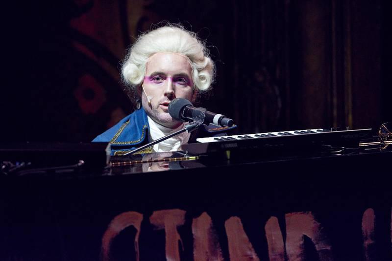 Mattis Herman Nyquist som Goethe.