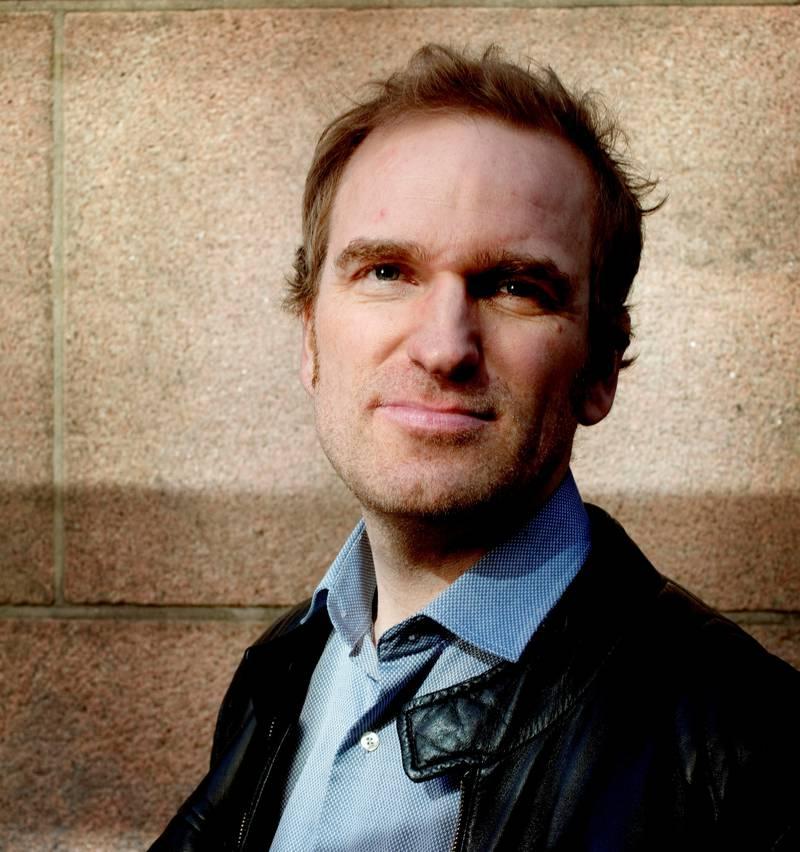 Erik Martiniussen i Greenpeace.
