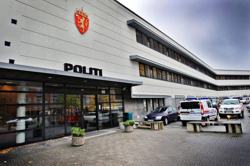Politihuset i Stavanger. Foto: Roy Storvik