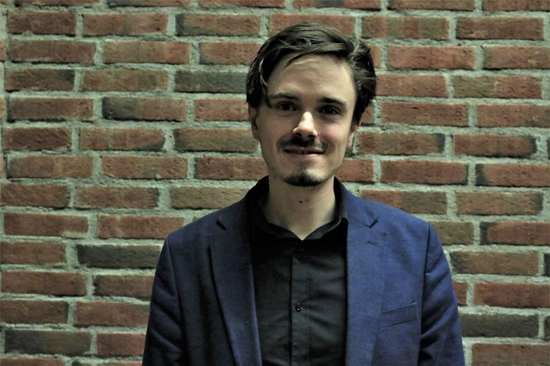 Herman Ekle Lund (V) håper Nomas vil kunne etablere flere nye og grønne arbeidsplasser.