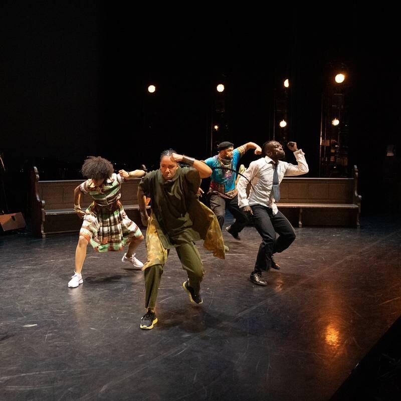 Nordic Black Theatre