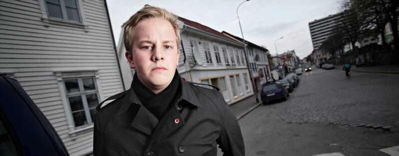 Leder Eirik Faret Sakariassen i Stavanger Sosialistisk Ungdom vil at Stavanger skal bli den første kommunen i landet til å boikotte Israel. Han får støtte fra moderpartiet.