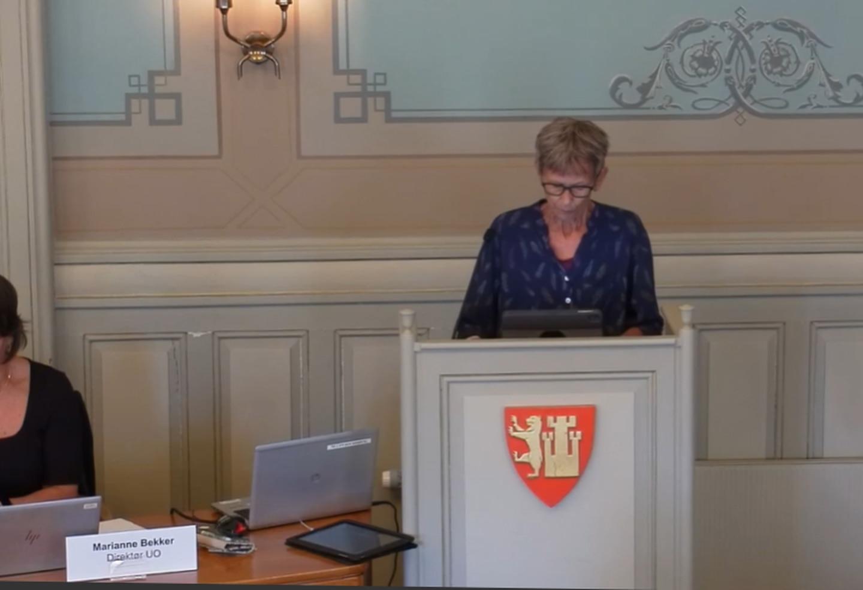 – Jeg forstår selvfølgelig Fredrikstad kommunes anstrengte økonomiske situasjon, men vi i Rødt mener barnehagene bør styrkes med matfaglig kompetanse, sa Laila-Brith Josefsen (Rødt) i oppvekstutvalgets møte onsdag.