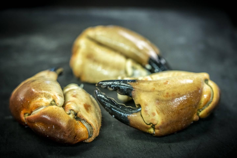 Krabbeklørne har flott, hvitt kjøtt som egner seg godt i ukas rett.