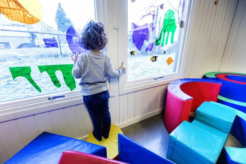 Barnehager har reduser åpningstider når det nå er rødt nivå i Stavanger.