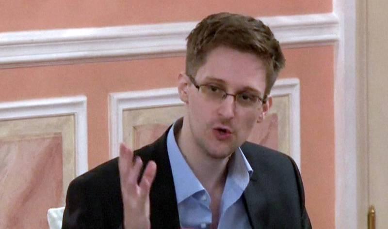 Edward Snowden på et stillbilde fra en video publisert av Wikileaks i oktober 2013. Får han komme til Norge? FOTO: AFP/NTB SCANPIX