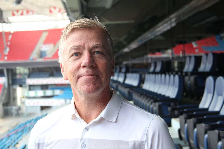 Daglig leder i Fotballstiftelsen, Arne Knoph.