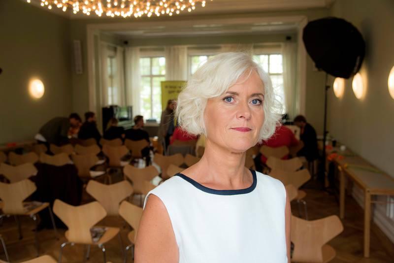 Generalsekretær i Rådet for psykisk helse, Tove Gundersen.