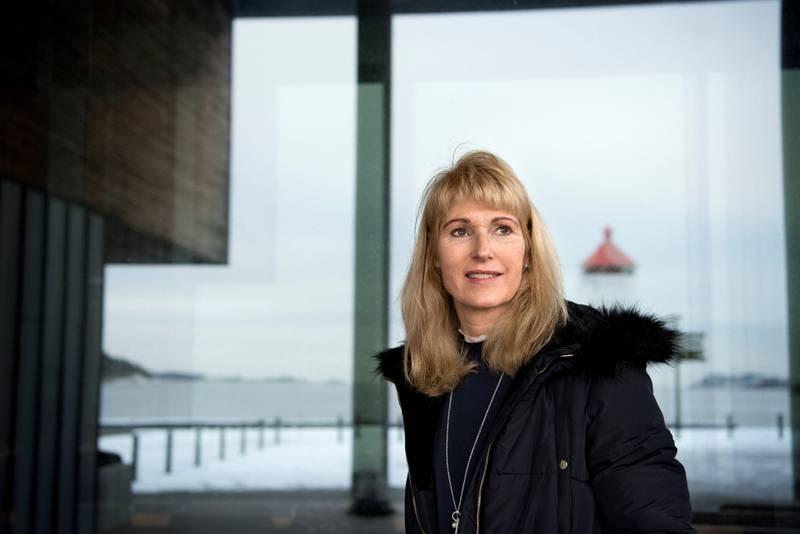 Bjørg Eva Jensen.
