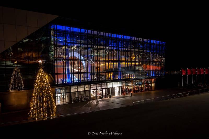 Stavanger konserthus har en rekke arrangementer før jul.