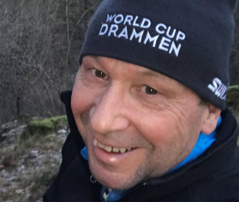 Roar Søhus, avdelingsleder for anlegg, idrett og natur i Drammen kommune
