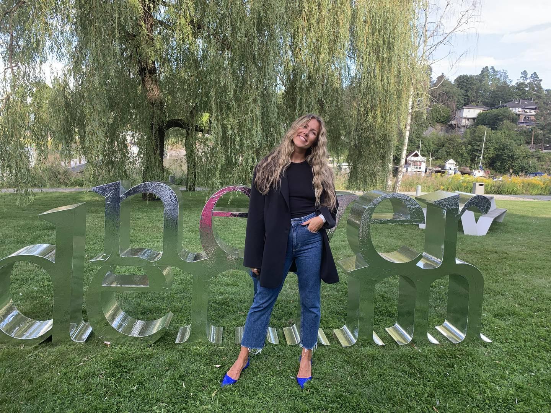 Julie Varner har jobbet lenge med den nye denimkolleksjonen til Bik Bok slik at alle jenter skal kunne finne en jeans som passer.