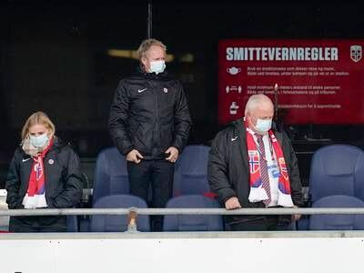NFF protesterer til Uefa: Ber om at kamper ikke flyttes til Ungarn