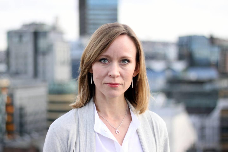 Christine Thomassen, nestleder i kunstnerforbundet Creo