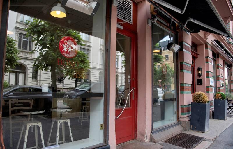 Bono er en åpenbaring av en italiensk bydelsrestaurant. FOTO: MIMSY MØLLER