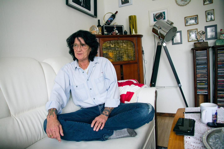 Marianne Evensen ble dømt for trygdesvindel.