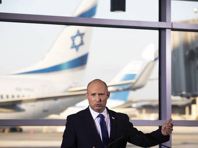 Klart for første møte mellom Bennett og Biden i Washington