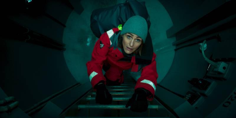 Ny BBC-krim klar på NRK: Politietterforskeren Amy Silva må om bord på en britisk atomubåt for å undersøke åstedet for et mystisk dødsfall. Suranne Jones har hovedrollen i «Vigil»