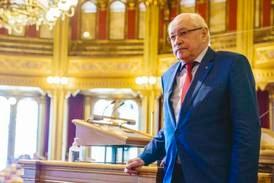 Martin Kolberg tok forbehold om innvandringskritisk statssekretær