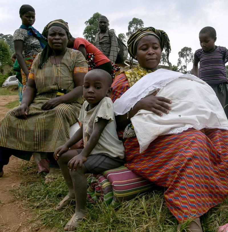 Mange av landene som vil ha flest ekstremt fattige, lider av konflikt, som Den demokratiske republikken Kongo.