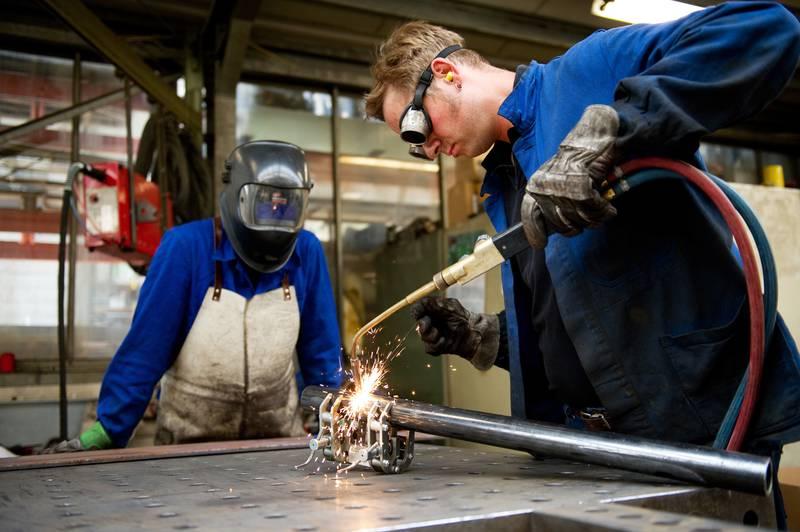 Høyre ønsker å innføre jobbskattefradrag for å øke unges lyst til å bidra i arbeidsmarkedet. (Illustrasjonsbilde)
