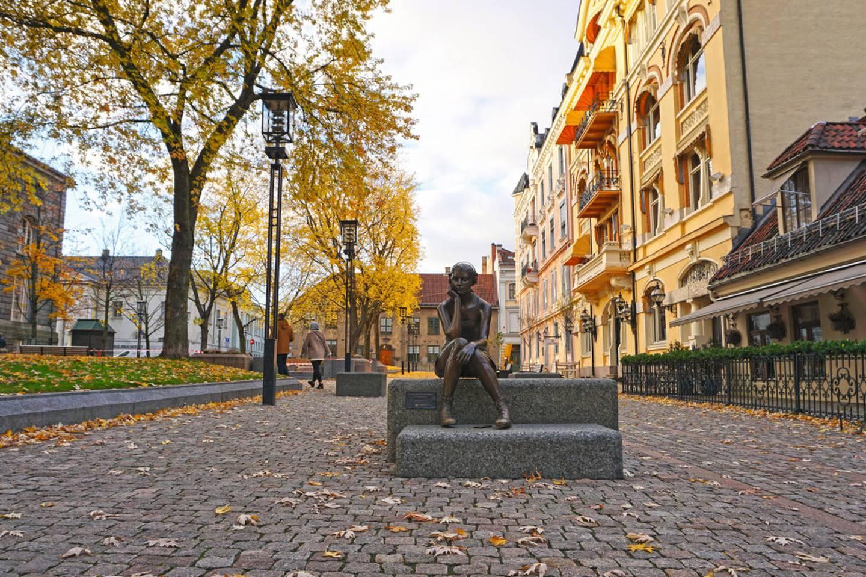 Ta en rusletur i smugene i Kvadraturen, der Oslo ble Oslo.