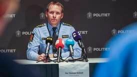 Politiet etterlyser konkret vitne etter Kongsberg-drapene