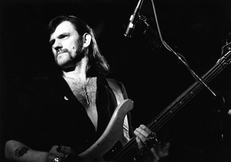 Lemmy dannet Motörhead i 1975. FOTO: Paal Audestad