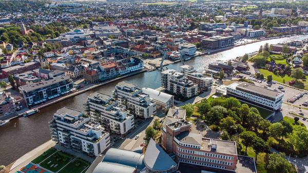 Leilighet i Gamle Beddingvei på Kråkerøy solgt for 6,6 mill.