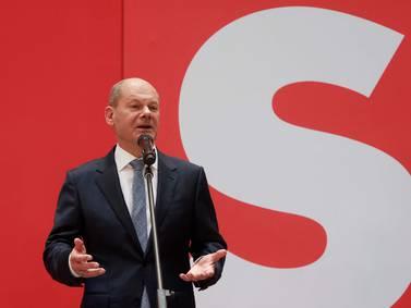 Sosialdemokratene bør danne en «trafikklys-koalisjon» i Tyskland