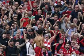 Liverpool bekrefter Anfield-utvidelse