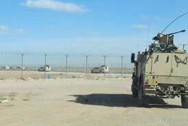 Rakettangrep mot norske styrker i Irak