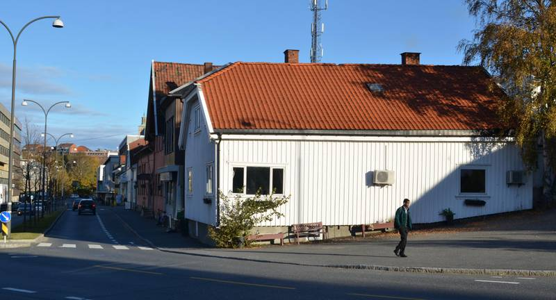 Fredag fikk 10.-klassinger fra Haugeåsen ungdomsskole lære mer om tro og virke i moskeen som eies av foreningen Masjid Darussalam.
