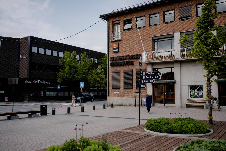 Rådhuset i Kongsvinger.