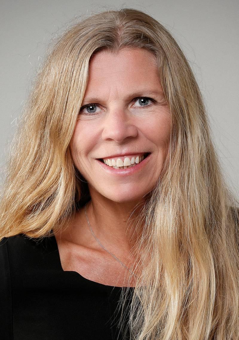 Sjef i NRK Super, Hildri Gulliksen, er vilt begeistra over seertallene for «Snøfall». FOTO: ANNE LIV EKTROLL/NRK
