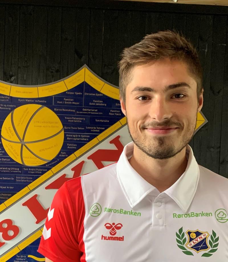 Lyn henter hjem det tidligere FFK-talentet Noah Bech Hermansen fra Sampdoria.