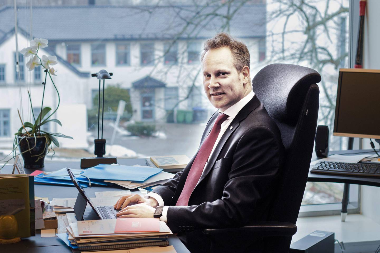 ordfører Jon-Ivar Nygård