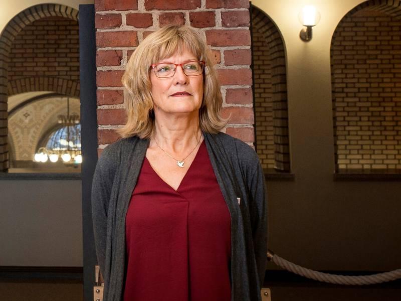 Stortingsrepresentant Karin Andersen (SV).