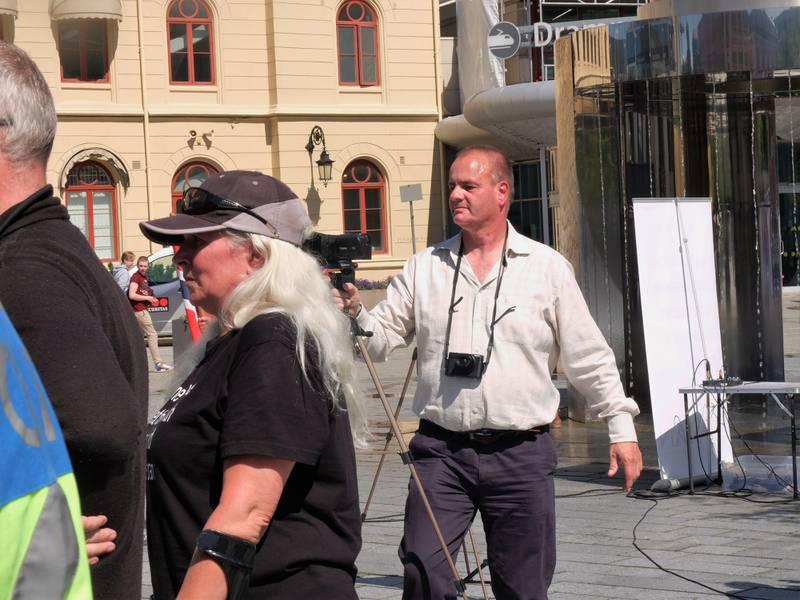 Lars Thorsen er i Oslo tingrett dømt til 30 dagers betinget fengsel for hatefulle ytringer.