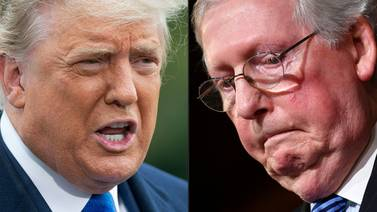 Republikanere håper på våpenhvile etter ny Trump-tirade