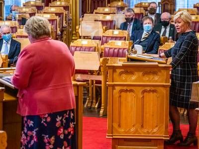 Flere kvinner på stortingspartienes valglister