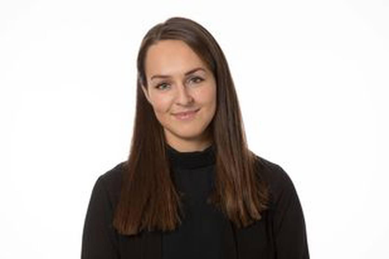 Cecilie Victoria Jensen er sjef for Høyres digitale medier og sier at de må skjerpe rutinene sine.