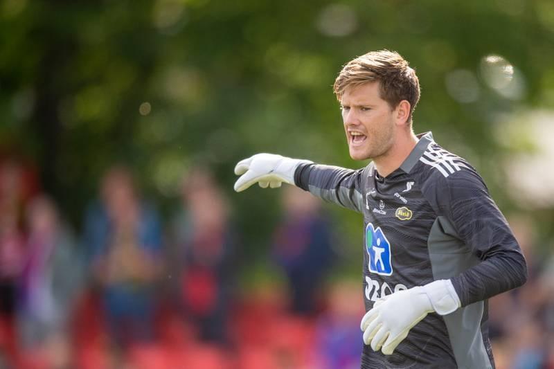 Anders Gundersen har kun fått stått to cupkamper siden starten av juli, og fram til nå.