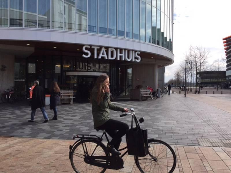 Almere er Nederlands nyeste by, og en by i kraftig vekst.