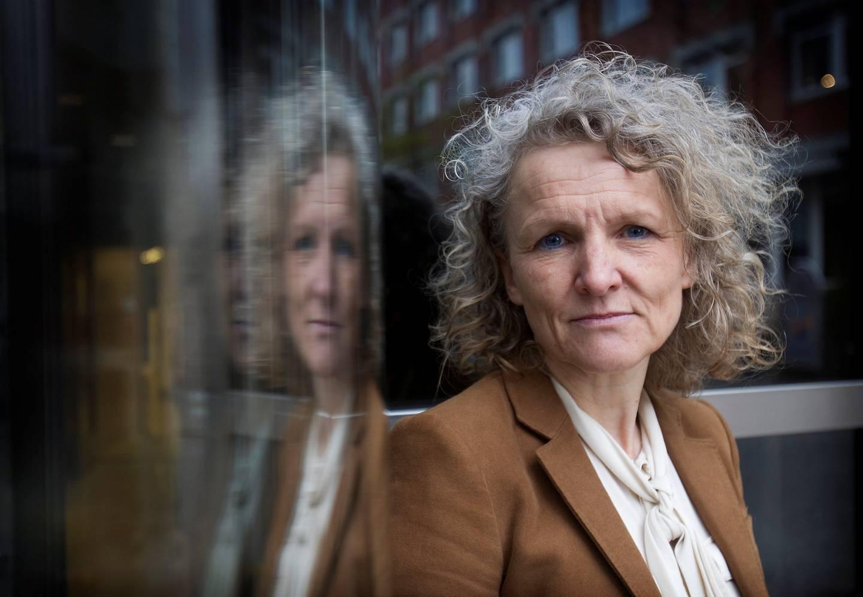 FÆRRE I FJOR: Bufdir-direktør Mari Trommald. FOTO: ARNE OVE BERGO