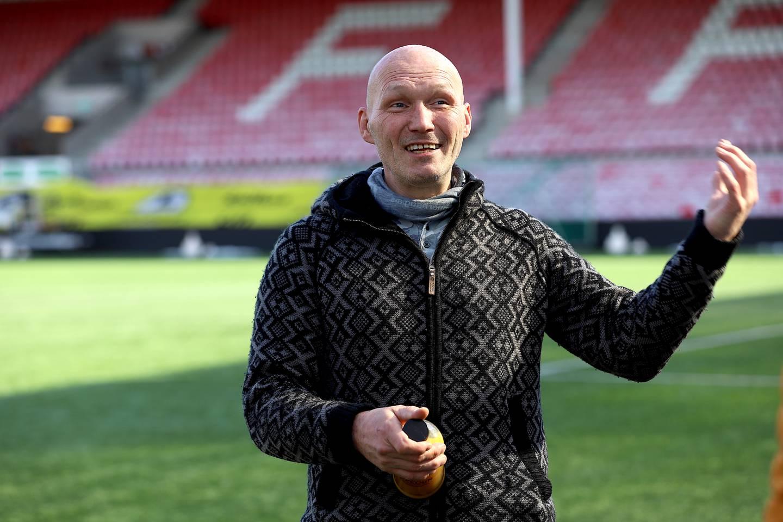 Nå rusfrie Magne Zetterstrøm (47) forteller engasjert om betydningen av gatelagsfotballen og hvordan det hjalp ham.