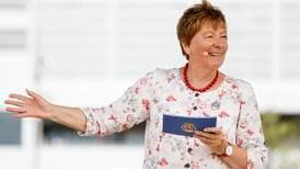 Marianne Borgen: — Jeg føler meg ganske trygg på at vi kommer til å gjøre et bedre valg i år