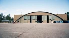 Markering mot økt amerikansk tilstedeværelse på Rygge flystasjon